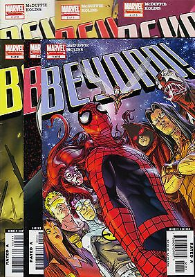 BEYOND! Limited series. (6 issues) Marvel, 2006. Original edition USA