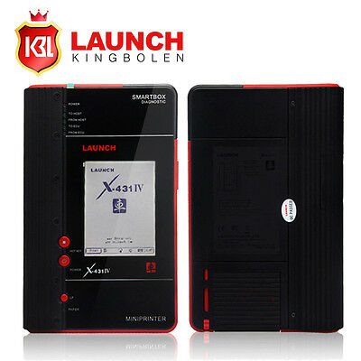 Launch X431 IV Master Professional scanner diagnostic tool Global free update