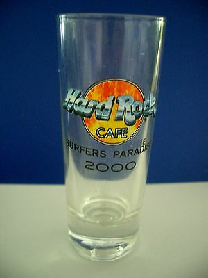 Hard rock cafe schnapsglas