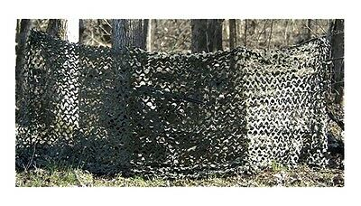 New! Camo Unlimited Ground Blind Polyester Quick Set Bug Proof Netting GB01