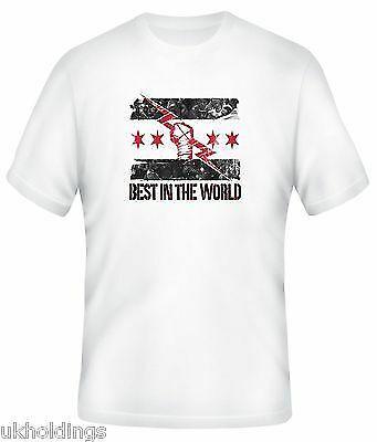 Cm Punk Best In The World Wrestling T-Shirt Wwe