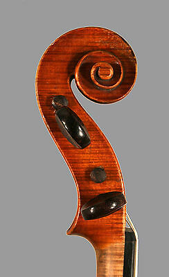 A very fine certified French violin Honore Derazey,1850.