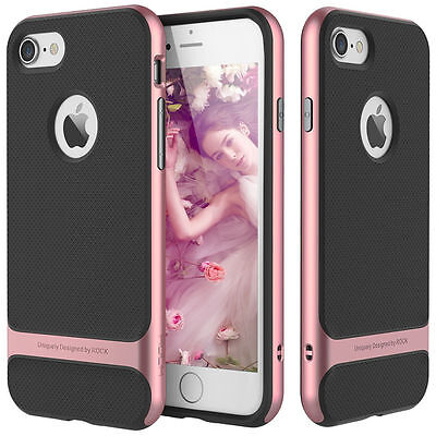 GENUINE ROCK Hybrid Shockproof Hard Protective Case For Apple iPhone 6S/6S Plus