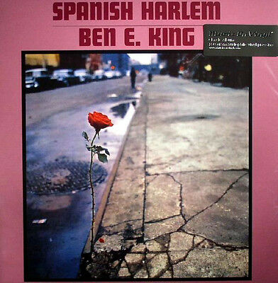 "BEN E. KING Live - Spanish Harlem 12"" 180G Vinyl  LP - NEW & SEALED - MOVLP1407"