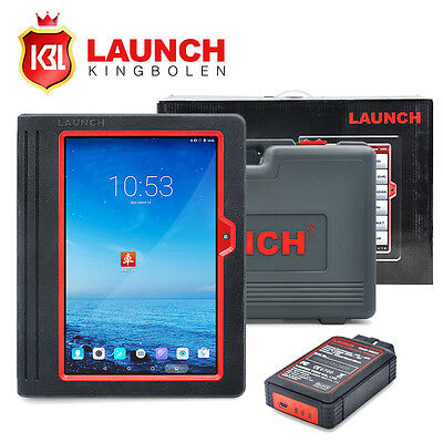 Launch X431 V+ same as pro3 Car Diagnostic Tool Scanner Global free update