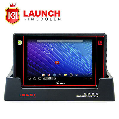 Launch X431 PAD II Global Update Universal Diagnostic tool Tablet Car Scanner