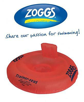 ZOGGS Learn To Swim Trainer Seat For Children 3-12 Mths Pool Swimming Aid 303212