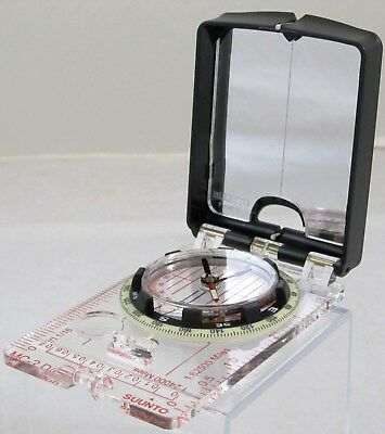 New! Suunto MC-2 D/L IN/NH Mirror Sighting Compass SS004239001