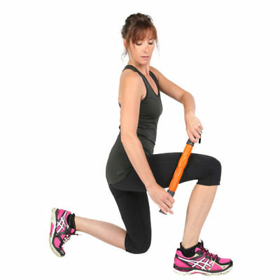 """TigerTail 18"""" The Stick Massager Therapy Foam Roller Body Muscle Trigger Point"""