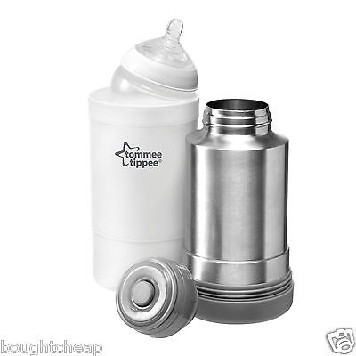 Tommee Tippee Closer to Nature Travel Food Warmer BRAND NEW - U.K SELLER