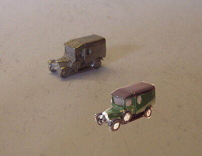 P&D Marsh N Gauge n Scale E65 Morris Commercial Van casting requires painting