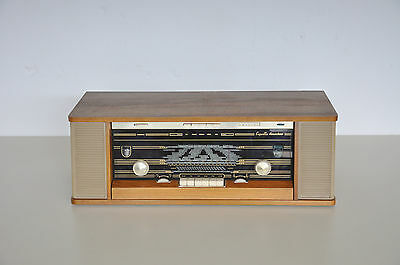 Röhrenradio Philips Reverbeo Capella B7X43A/22 RAR