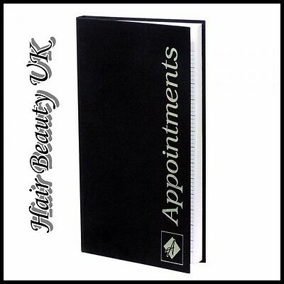 Agenda 3 Column Appointment Book