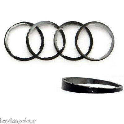 4x 21mm/22mm Spacers Rings for Parking Sensors Adjust Angles