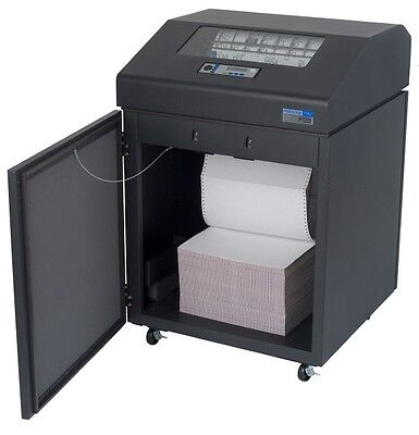 Printronix P7205 Dot Matrix Black & White Printer