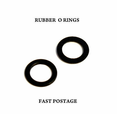X5 19Mm Universal Exhaust O Rings Rubber Support Mounts Fast Postage