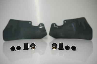 BMW R1200GS  ADVENTURER WIND DEFLECTORS ,MADE IN THE UK. Air cooled models
