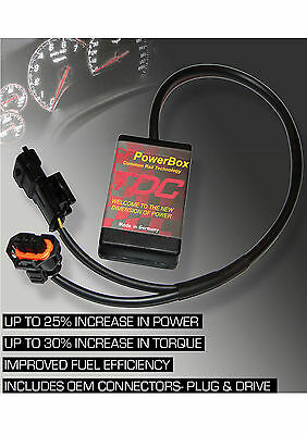 PowerBox CR Diesel Chiptuning Tuning Chip for Nissan Primastar dCi
