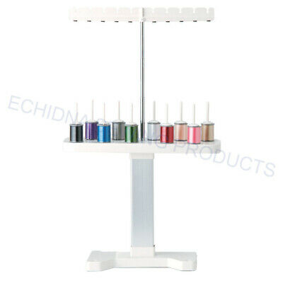 Generic 10 Spool Thread Stand for Machine Embroidery