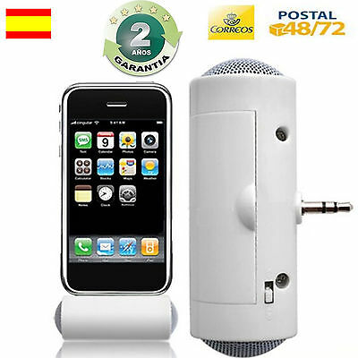 Mini Altavoz Altavoces Estereo Speaker Para Iphone Ipod Ipad Movil Pc Etc