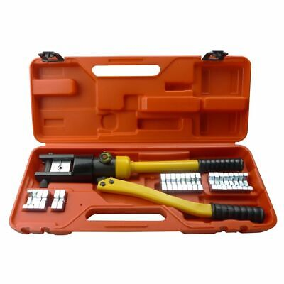 NEW HYDRAULIC CRIMPER CABLE 10-300mm ELECTRIC WIRE & CRIMPING TOOL 10mm TO 300mm
