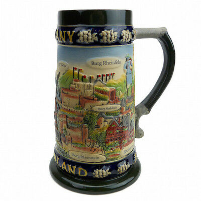 German Legends Stein without Lid