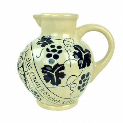 Ceramic Wine Pitcher
