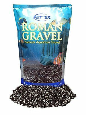 Aquatic Roman Gravel Harliquin Blend Mix 2kg