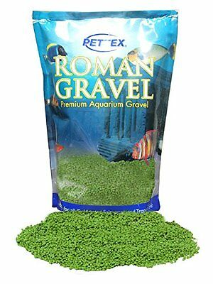 Aquatic Roman Gravel Lime Green 2kg