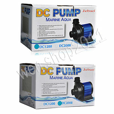 Genuine Jebao DC Variable Flow Aquarium Pump + Controller Marine / Fresh water