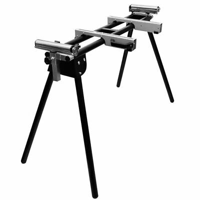 NEW Miter Saw Stand Universal Workstation Table Bench Stand Industrial Tools