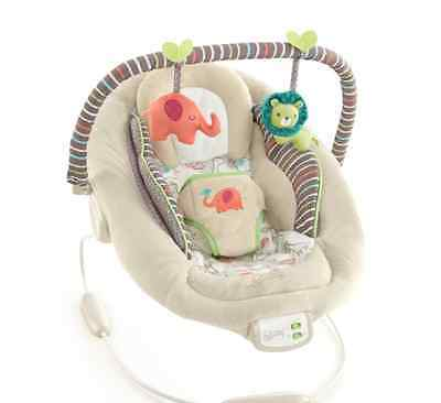 Comfort & And Harmony Cradling Bouncer in Cozy Baby Seat Chair Toys