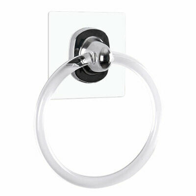 NEW White Magic i-Hook Hand Towel Holder Ring for Bathroom Kitchen Laundry
