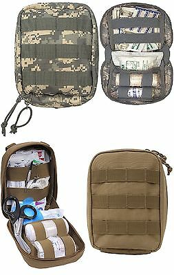 Rothco MOLLE Military Tactical Medical Emergency Trauma Kit