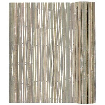 NEW Bamboo fence 150 x 400 cm Garden Fencing Fence Outdoor Fence