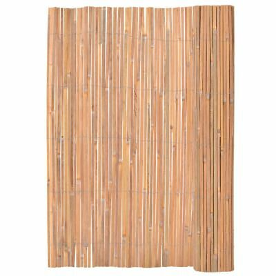 NEW Bamboo Fence 200 x 400 cm Garden Fencing Fence Outdoor Fence