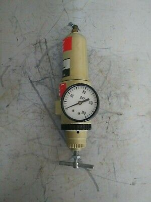 Metroplex Air Regulator with Gauge, M00-287