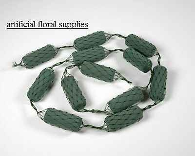 oasis ideal floral foam netted garland for use with fresh flowers weddings