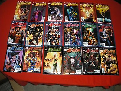 X-Men The End Book One - Two - Three #1  2  3  4  5  6 Complete  Sets Vf+/new/nm