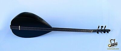 Turkish  Short Neck Walnut Baglama Saz For Sale Ask-150