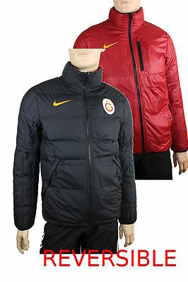Core Padded Galatasaray Doudoune Down Jacket Réversible 2015 16 Homme