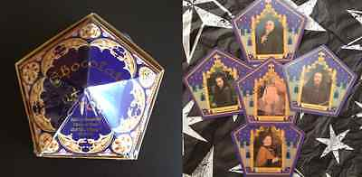 Harry Potter Collectible Chocolate Frog CHOOSE YOUR CARD - Dumbledore and more