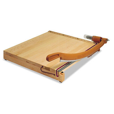 ClassicCut Ingento Solid Maple Paper Trimmer, 15 Sheets, Maple Base, 15'' x 15''