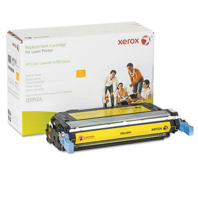 6R1332 Compatible Remanufactured Toner, 13100 Page-Yield, Yellow
