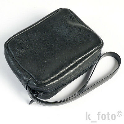 kleines Leder-Etui * leather case