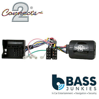 CTSMC011.2 Mercedes Vito 2015 On Car CLARION Stereo Steering Wheel Interface Kit