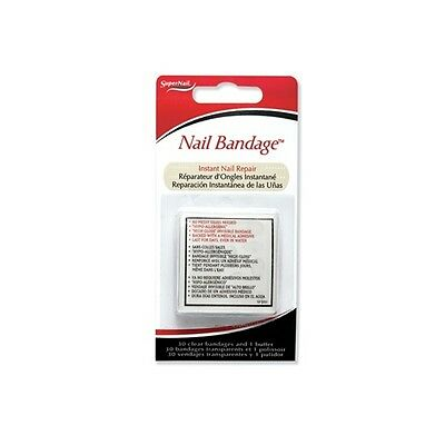 SuperNail Nail Bandage - Instant Nail Repair - 30pc