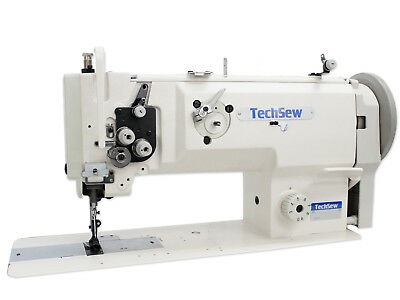 TechSew 1660 Leather Walking Foot Industrial Sewing Machine
