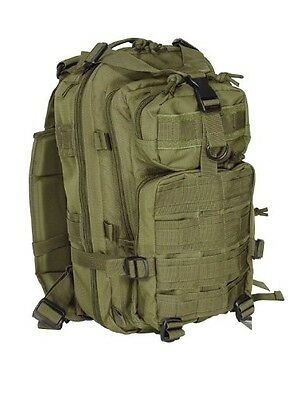 Voodoo Tactical Level III Molle Compatible Bag Pack Olive Drab 15-743704000