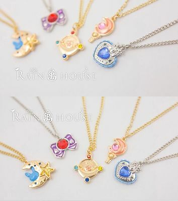 Sailor Moon 20th Anniversary cosplay Pendant Necklace
